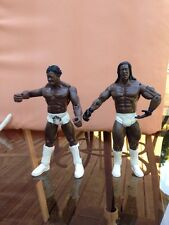 1999/2003 WWE Jakks Booker T Wrestling Figure Smackdown