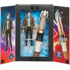 Doctor Who - Eleventh Doctor Figure with Sonic Screwdriver Replica