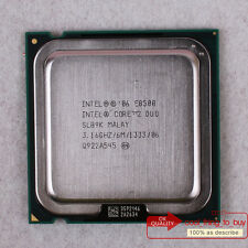 Intel Core 2 Duo E8500 SLB9K CPU Processor 3.16/6/1333 LGA 775 100% work free sp
