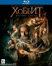 The Hobbit: The Desolation of Smaug (Blu-ray, 2-Disc Set) Eng,Russian,Czech,Thai