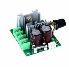 12V-40V 10A Pulse Width Modulation PWM DC Motor Speed Control Switch