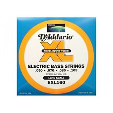 D' ADDARIO El. Bass Nickel Wound 050-105 exl-160, i 2 *