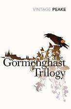 The Gormenghast Trilogy, Vintage Peake - LIKE NEW - FREE DELIVERY