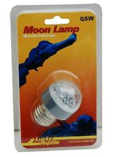 Lucky Reptile Moon Lamp ES Fitting Perfect for Gecko Spider Snake Lizard Tanks!