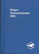 Riehl, Flieger-Taschenkalender 1999, Info VFR-Flüge Ausg. Deutschland, Luftfahrt
