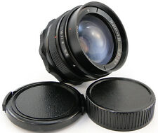 NEW! MIR-1 2.8/37 Russian Soviet USSR Wide Angle Lens Screw Mount M42 Sony A 7 5