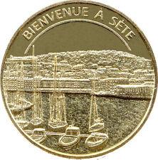 34 SETE MEDAILLES & PATRIMOINE SANS DATE NO MONNAIE DE PARIS JETON MEDALS COINS