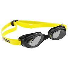 Adidas HYDROPASSION Swimming Goggles Anti-Fog UV Protection Adult new black/yell