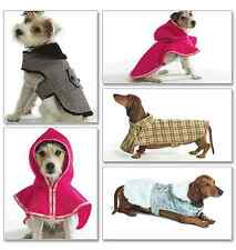 NEW | Butterick Pets Sewing Pattern 4885 Dog Coats | FREE SHIPPING