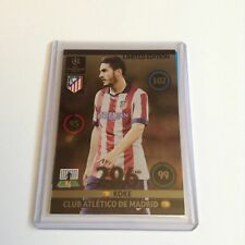 2014/2015 Panini Champions League Koke Limited Edition Athletico Madrid