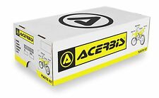 Acerbis Replica Plastic Kit Black KTM 125 SX 2016,150 SX 2016; Replacement