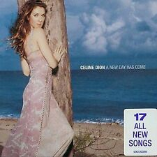 A New Day Has Come by Céline Dion (CD, Apr-2002, Sony Music Distribution (USA))