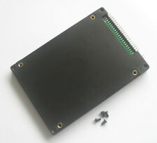 "CF 50 pin to 2.5"" IDE 44 pin PATA SSD HDD Hard Drive Adapter + case"
