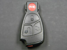 Mercedes Benz Infra Red BLACK Key Keyless  Fob OEM IYZ3312 IYZ 3312