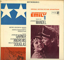 "JOHNNY MANDEL ""THE AMERICANISATION OF EMILY"" B.O. FILM LP JAMES GARNER !"