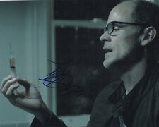 MICHAEL KELLY HOUSE OF CARDS DOUG STAMPER SIGNED AUTOGRAPH 8X10 PHOTO COA #1