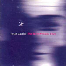 CD Single Peter GABRIEL The barry williams show Promo 2-TRACK CARD SLEEVE