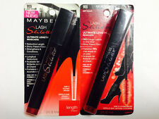 Maybelline Lash Stiletto Ultimate Length  Mascara 955 soft black pack of 2