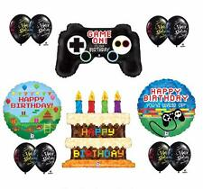 12 PC VIDEO GAME Bouquet XBOX sega PARTY WII Free Shipping Happy Birthday