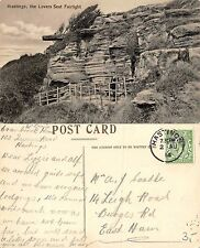 England - Hastings - The Lovers Seat Fairlight YEAR 1914 (A-L 466)