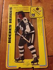 1975 76 Carlton Craft SEALED Hockey Heroes Stand-Up DARRYL SITTLER TORONTO LEAFS