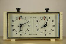 Vintage Chess Clock JANTAR Tournament made in Soviet Union USSR Russia Timer