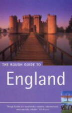 The Rough Guide to England (Rough Guide Travel Guides), Buckley, Jonathan, New B