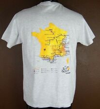 LE TOUR DE FRANCE T-SHIRT 2009 SIZE MENS LARGE