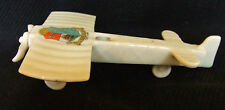"Rare Grafton China crested WW1 monoplane (fixed propeller) - ""East Ham"""