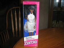 1989 Woolworth Special Expressions African American Barbie Doll #7346 NRFB