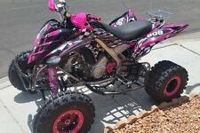 Raptor 700 graphics 2006 2007 2008 2009 2010 2011 2012 full coverage #2500 Pink