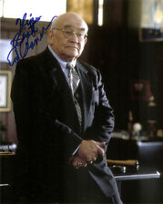 EDWARD ASNER GENUINE AUTHENTIC AUTOGRAPH SIGNED 10X8 PHOTO AFTAL & UACC [11147]