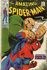 Amazing Spiderman  #69  VG