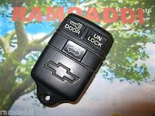 OEM GM 10239647 Remote Key Fob Transmitter GREAT CONDITION Chevy Logo
