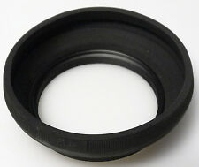 (PRL) RUBBER LENS HOOD COLLAPSIBLE PARALUCE GOMMA 67 mm  PARESOLEIL FOTO PHOTO