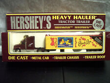 K-Line Hershey's First Love Tractor Trailer 1/48 Scale Die Cast Heavy Hauler