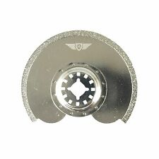 Topstools 1x Diamond Blades for Fein Multimaster Bosch Makita Ryobi Multitool