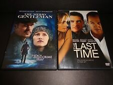THE MERRY GENTLEMAN & THE LAST TIME-2 movies-MICHAEL KEATON, AMBER VALLETTA