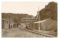 rp16418 - Codford Military Camp , Wiltshire - photo 6x4