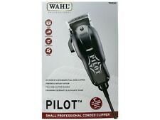 Wahl Professional Compact Corded Hair Clipper Pilot + 8 Attachment Combs 8483