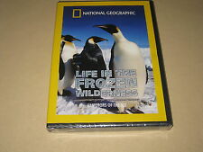 National Geographic - Life In The Frozen Wilderness - Emperors Of The Ice DVD
