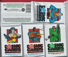 1991 Impel Cosmic cards DC  single Wax Pack