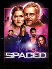 Spaced 18x24 poster print Simon Pegg Nick Frost Edgar Wright Shaun of the Dead