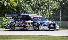 2006 Audi A12 DTM Touring Car Red Bull Vintage Classic Race Car Photo CA-1065