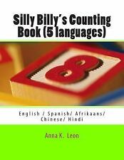 Texas in Green: Silly Billy's Counting Book (5 Languages) : English /...