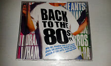 Back To The 80s  2cd: WHAM! DURAN DURAN BANGLES KING A-HA JAM NENA SOFT CELL ETC