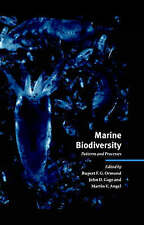 Marine Biodiversity: Patterns and Processes, , Very Good condition, Book