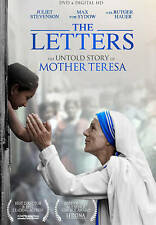 The Letters DVD USED LIKE NEW The Untold Story Of Mother Teresa 2016