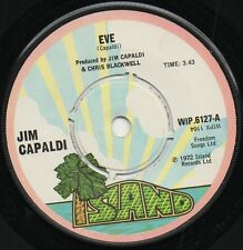 JIM CAPALDI eve*going down slow all the way 1972 UK ISLAND 45