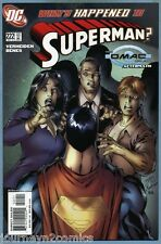 "Superman #222 2005 ""Omac Project Aftermath"" Mark Verheiden DC"